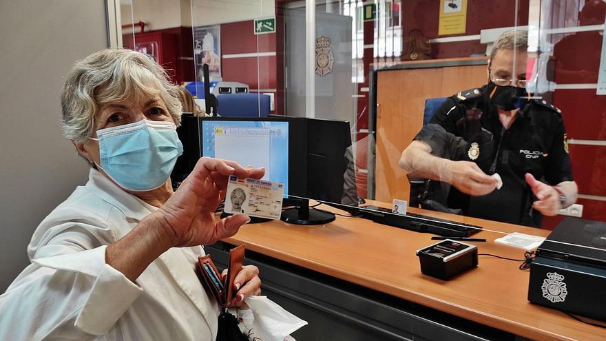 Oviedo se suma al DNI europeo