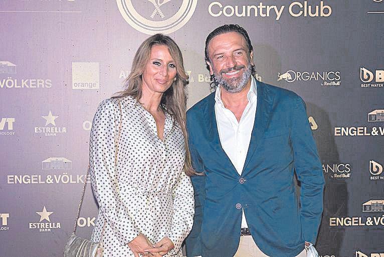 Susanna Schiacovelli y Juan Miguel Ferrer.