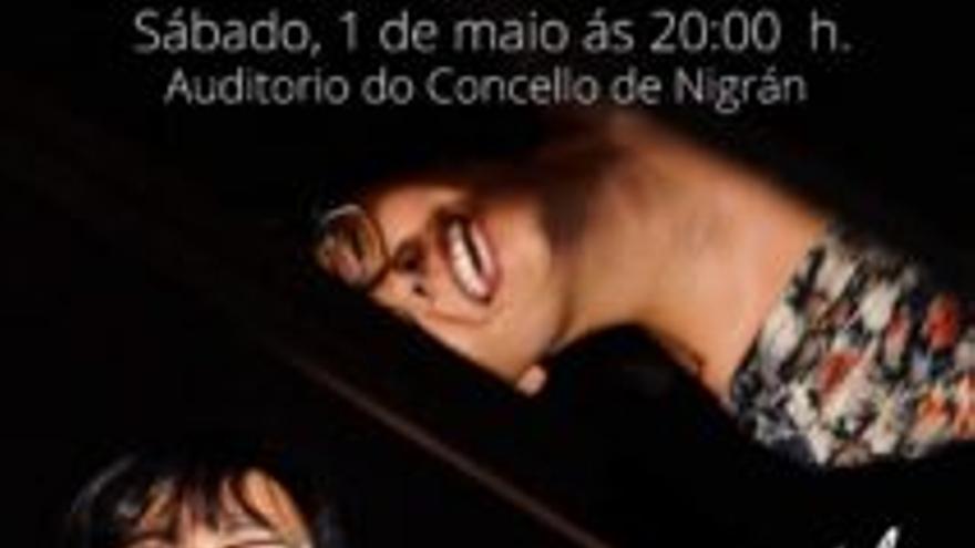 Concerto de piano de Brenda Vidal