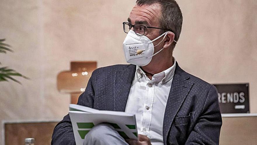 Yllanes exige a Competencia  que la insularidad no afecte al gas
