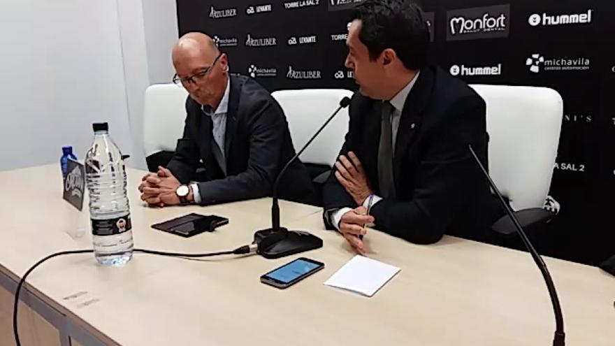 """Castelló: """"El club se ha precipitado al destituirme"""""""