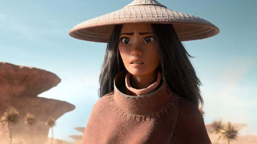Disney estrena su nueva película en València