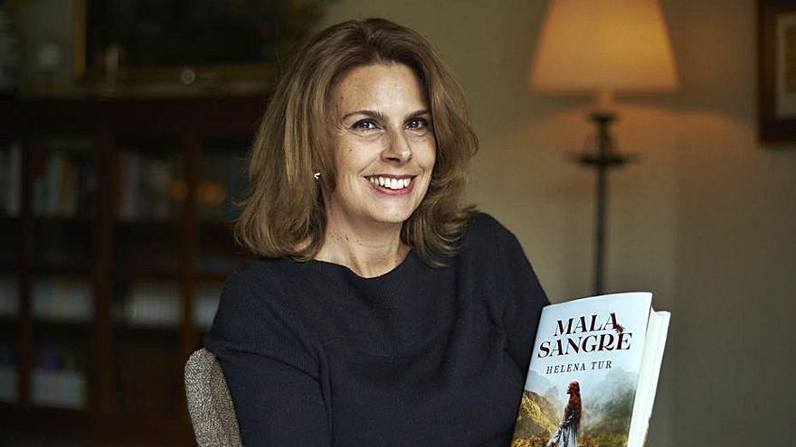 Helena Tur firma con NewCo para adaptar su novela 'Malasangre' al cine