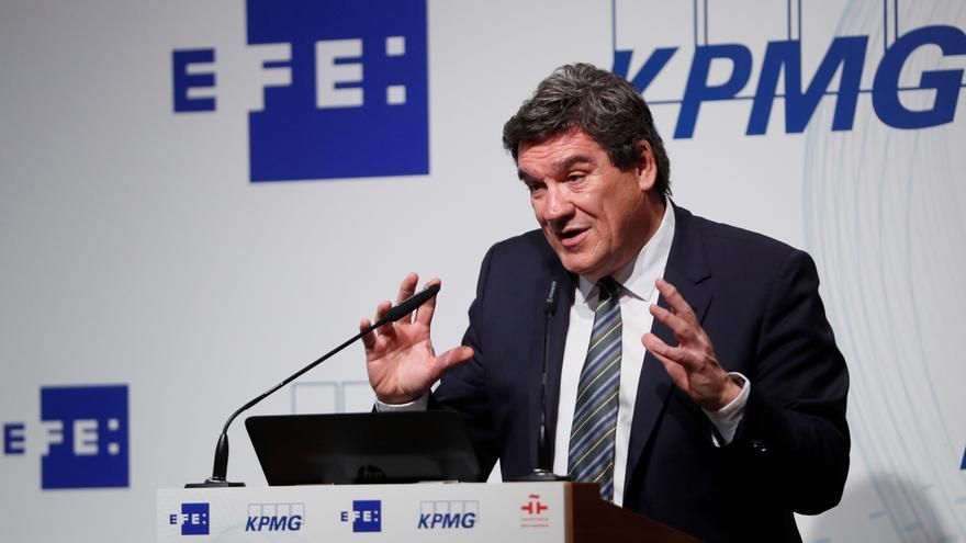 """Escrivá, sobre el acuerdo para prorrogar los ERTE: """"Alcanza un equilibrio muy razonable"""""""