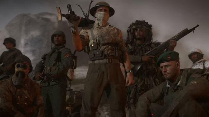 VÍDEO: No et perdis el tráiler de la versió beta privada de 'Call of Duty: WWII'