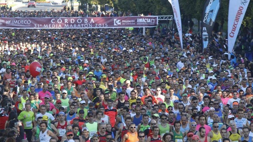 La Media Maratón de Córdoba abrirá su plazo de inscripción la primera semana de septiembre