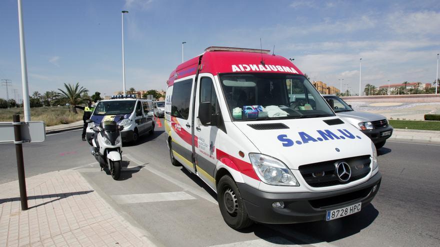 Un motorista de 46 años muere en un accidente en Torrent