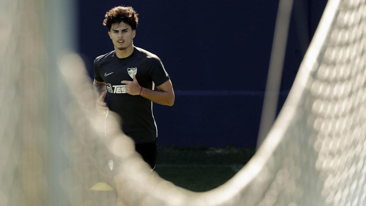 Juan Cruz se une a los entrenamientos