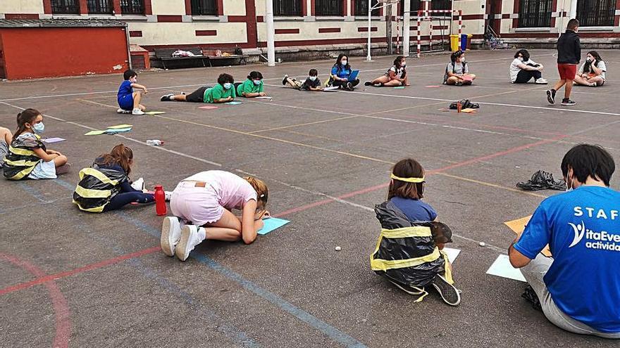 Mieres abre el plazo para sus campamentos infantiles de verano
