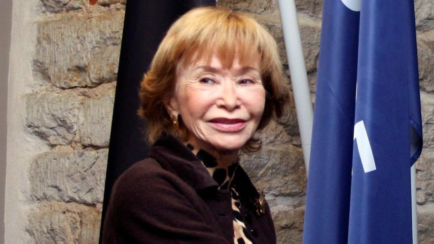 María Teresa Fernández de la Vega, irreconocible