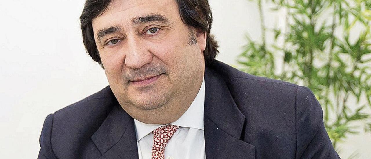 Jesús Prieto, director general de BigMat Iberia.