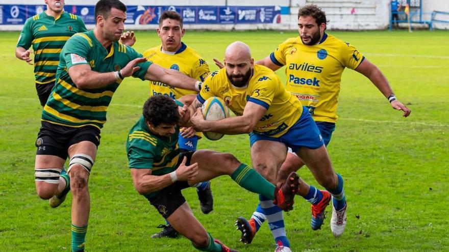 El Belenos cubre los 7.000 euros para acudir a la fase de ascenso a la máxima categoría del rugby en España