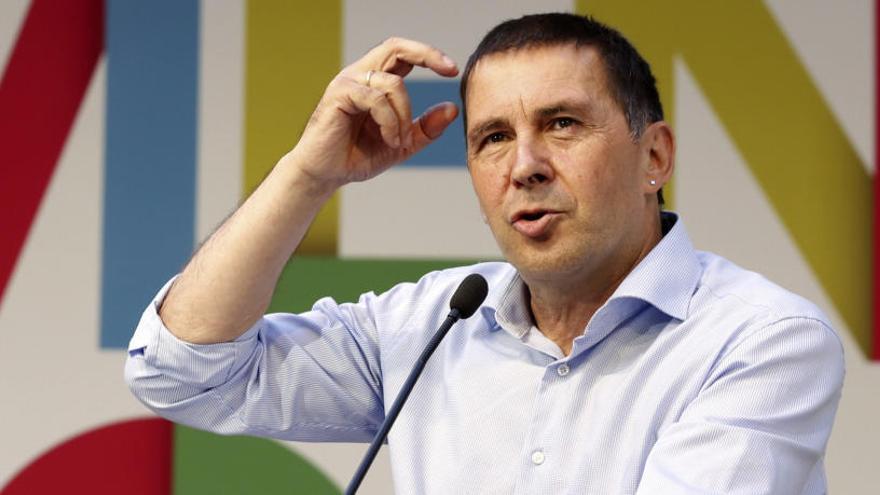 Estrasburgo sentencia que Otegi no tuvo un juicio justo