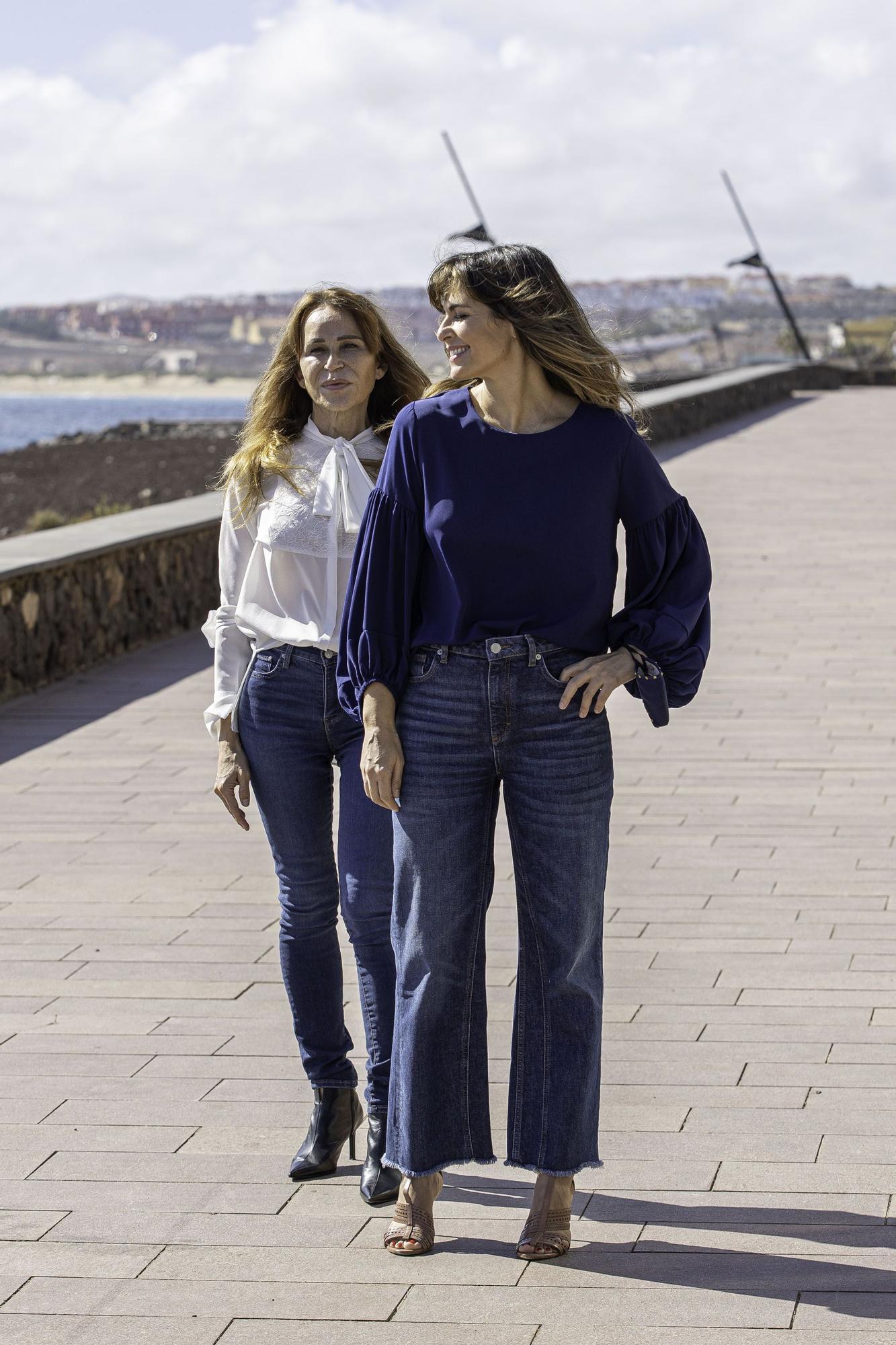 Fuerteventura, escenario del estreno nacional de la comedia 'La gran depresión' con Antonia San Juan y Nuria Roca