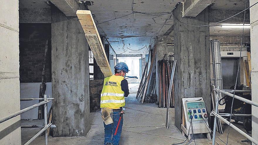 Aumento de costes en la construcción viguesa por la falta de personal cualificado