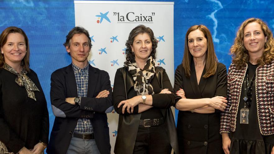 La Caixa presenta las seis convocatorias sociales