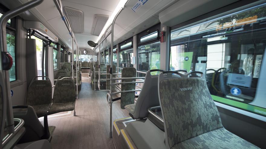 El 2022 hi haurà càmeres a l'interior del bus urbà de Manresa