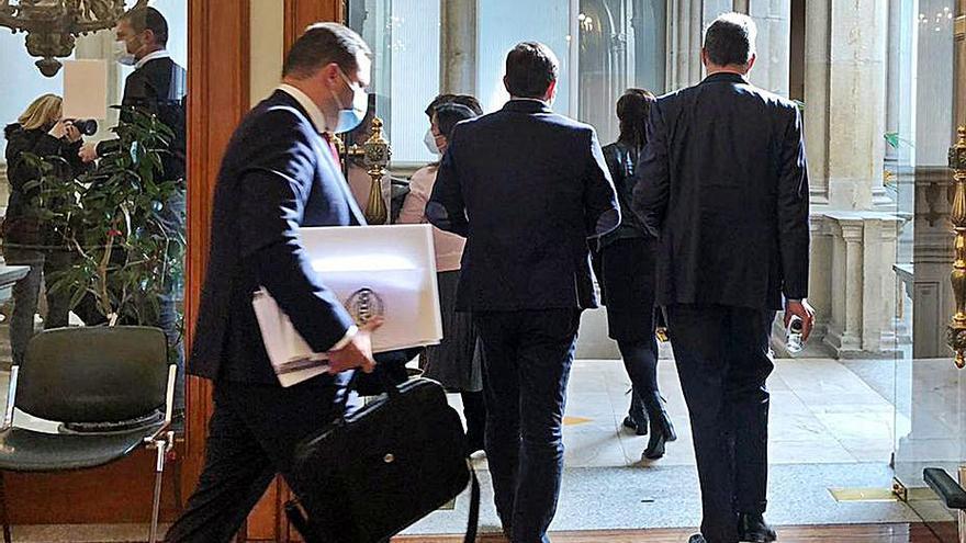 La Diputación aprueba las cuentas de 2021 con una inversión directa para los concellos de 75 millones