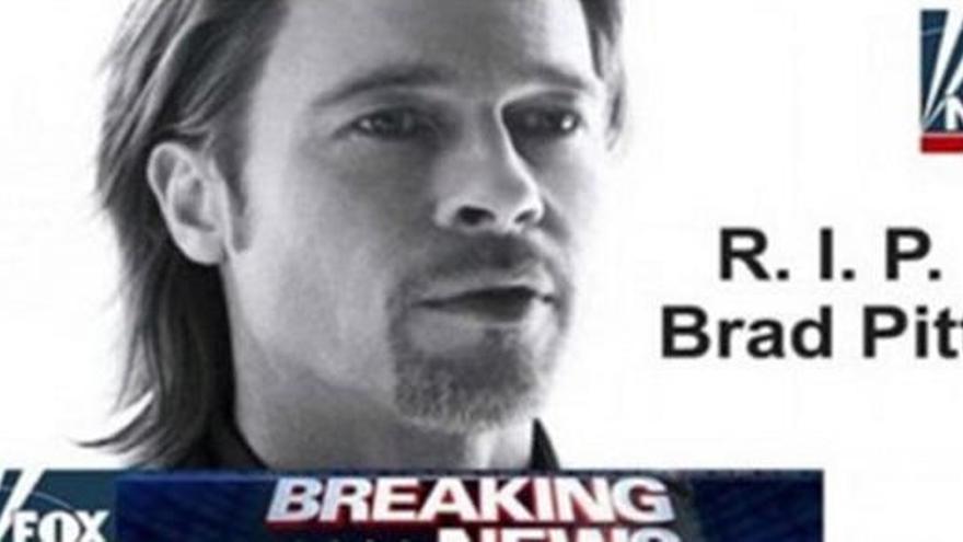 Un estafa inspirada en Brad Pitt et roba les dades de Facebook
