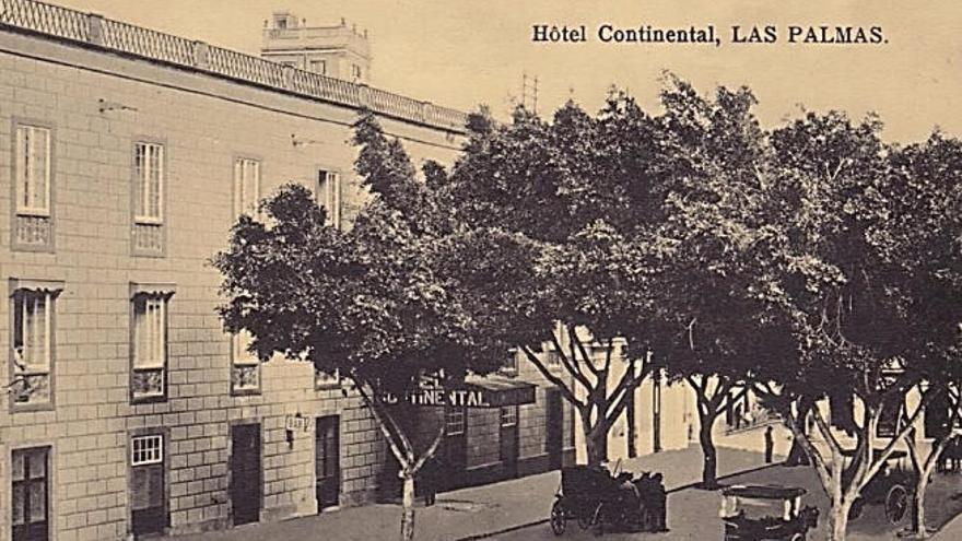 El convento de las bernardas  y el Círculo Mercantil