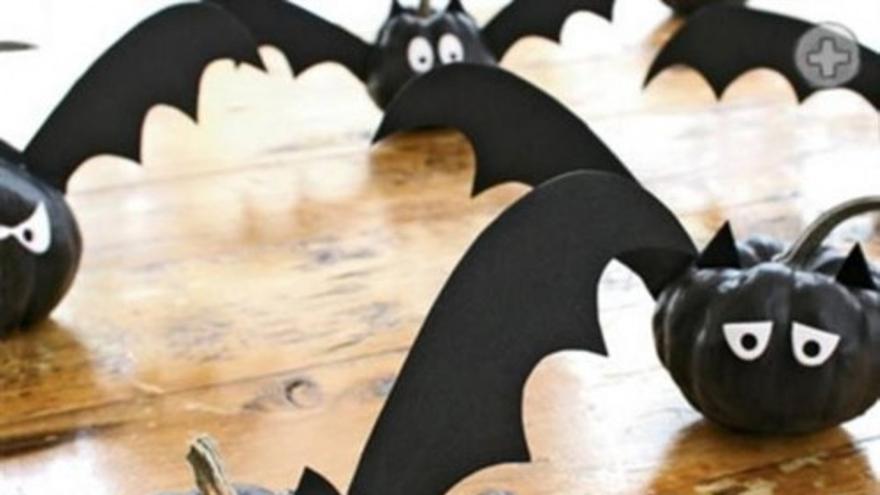 Ideas para decorar calabazas infantiles para Halloween