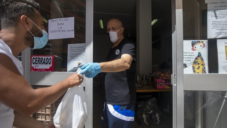 Casi 200.000 ciudadanos de Balears ya estaban en situación de pobreza antes de la pandemia