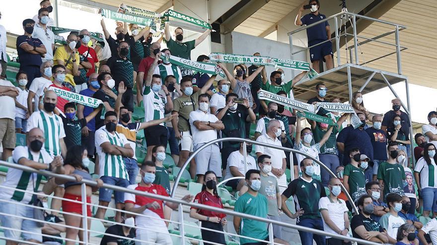 El Córdoba CF Marbella en imágenes