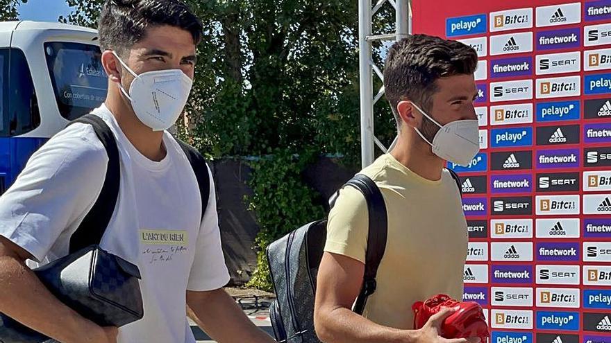 Carlos Soler y Gayà ya están en Las Rozas