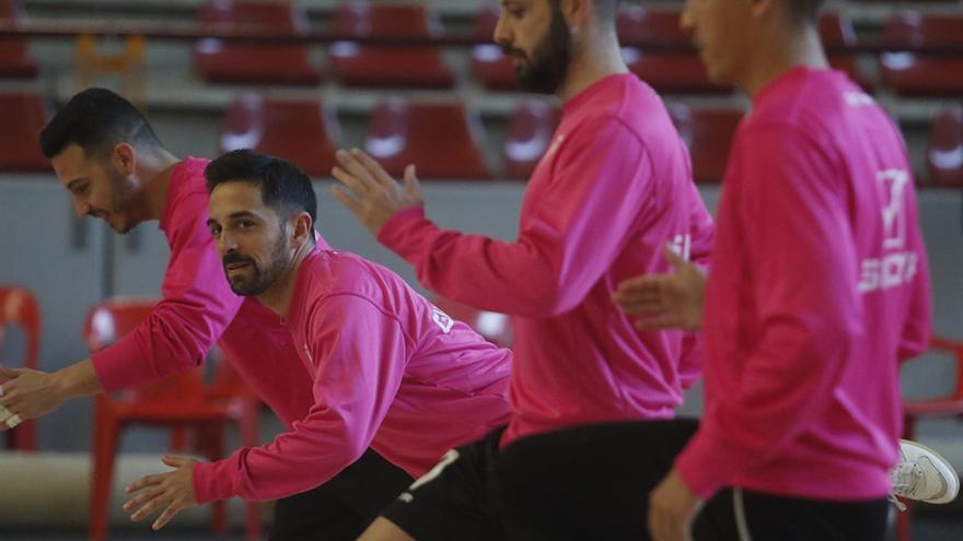 El Córdoba Futsal vuelve al tajo con Barça y Movistar Inter en el horizonte