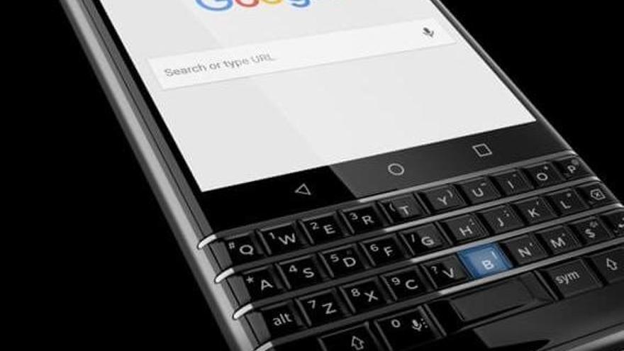 Primeros detalles de KEY 2, el nuevo teléfono de BlackBerry