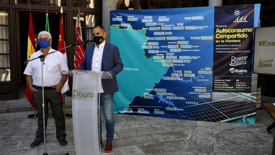 41 pueblos de Zamora, en busca de la energía a coste cero