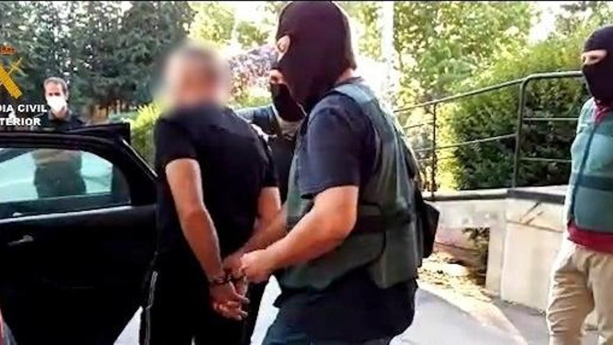 Al menos 20 detenidos en una macrorredada contra una red de narcotráfico en Cádiz