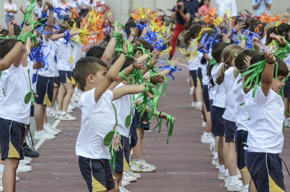 15/06/2018 LAS PALMAS DE GRAN CANARIA. Olimpiada ...