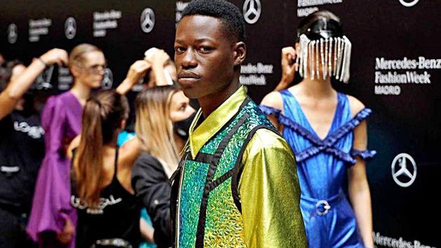 Sombras & pliegues | La gran semana de la moda española con MBFW Madrid