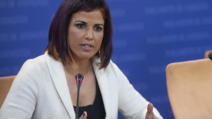 El TC rechaza devolver a Teresa Rodríguez al grupo Adelante Andalucía