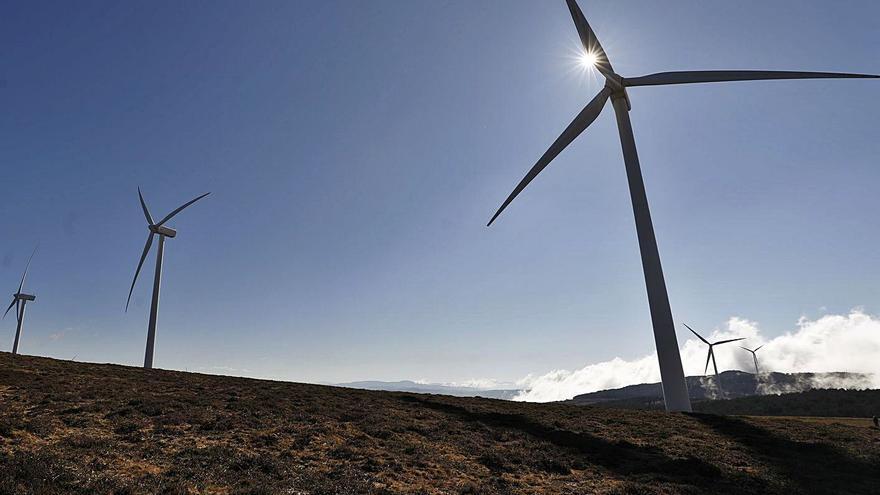 """Somiedo no quiere torres eólicas: """"Atentan contra el medio ambiente y el paisaje"""""""