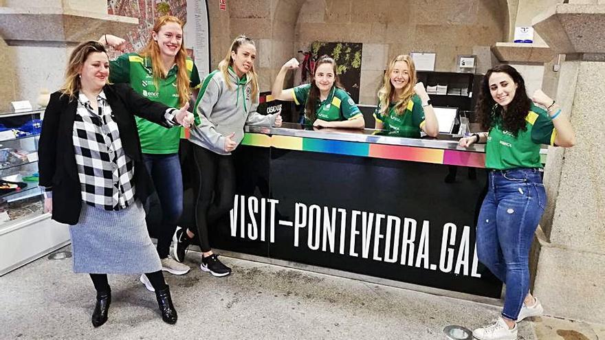 Turismo de Pontevedra aumenta un 10% las ayudas a los clubes este año
