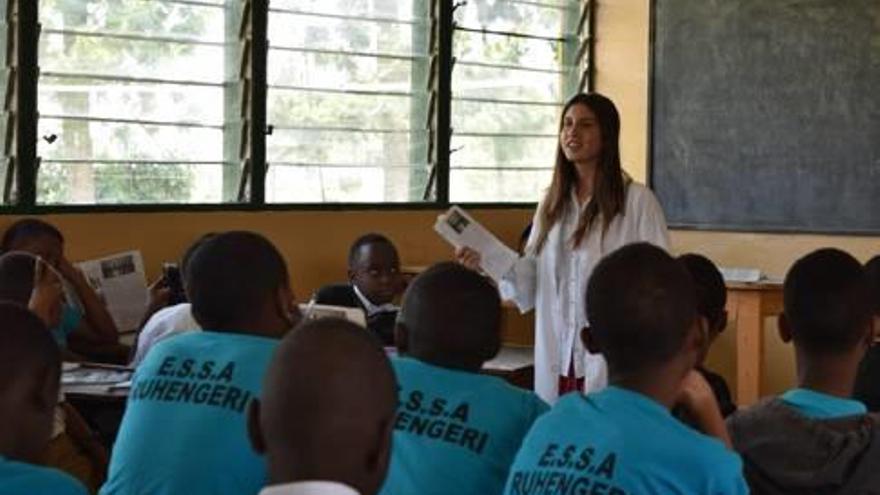 La radio de la UMH llega a Ruanda