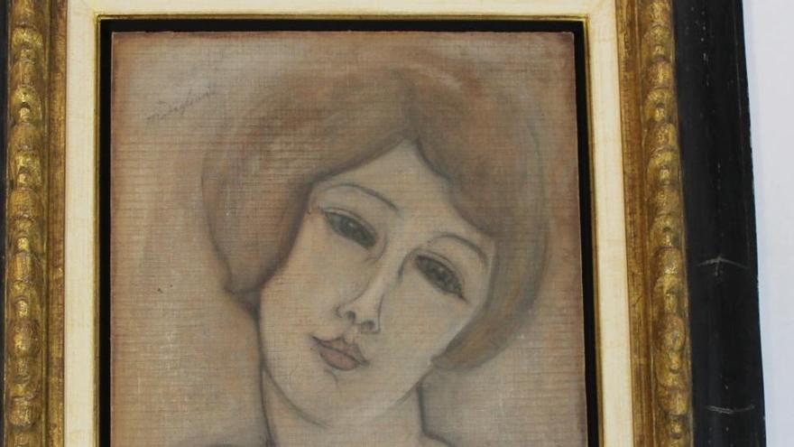 Detectan 11obras falsas de Modigliani, Benlliure y Miró en una casa de subastas de València