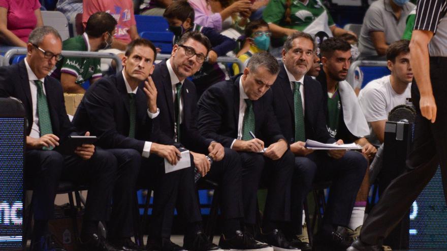 """Katsikaris: """"Tenemos que mejorar, pero estoy muy contento con el equipo"""""""
