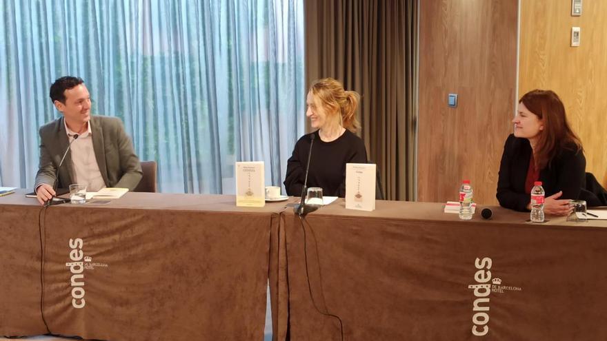 Milena Busquets rescata una amistat de la infància a la seva darrera novel·la 'Gemma'