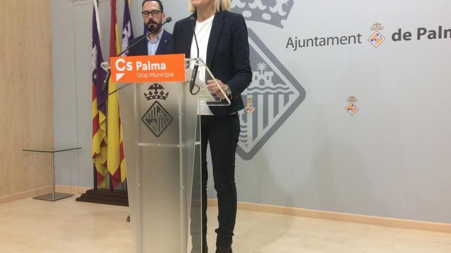 Ciudadanos pide que los 800.000 euros del FAN se destinen a la Torre d'en Pau