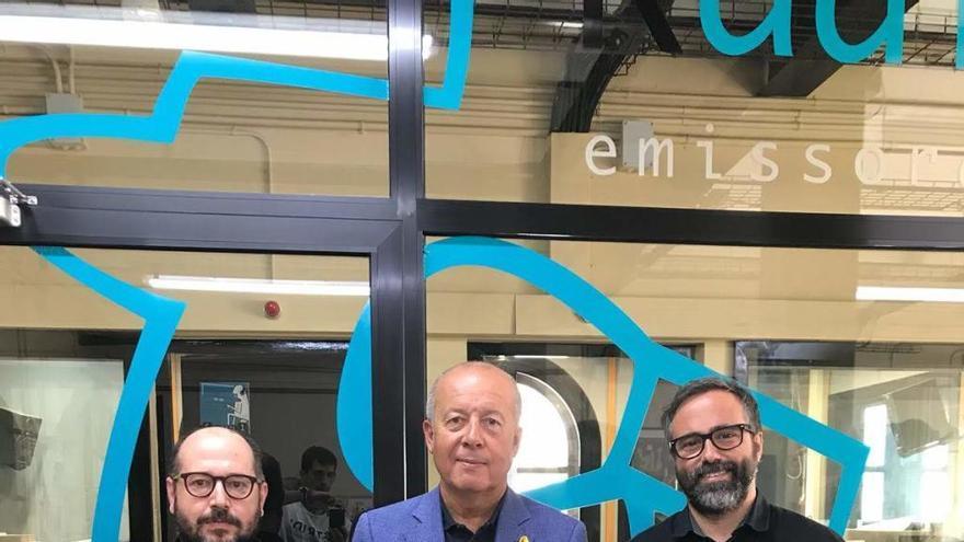 El Servei Meteorològic de Catalunya signa un acord amb Ràdio L'Escala