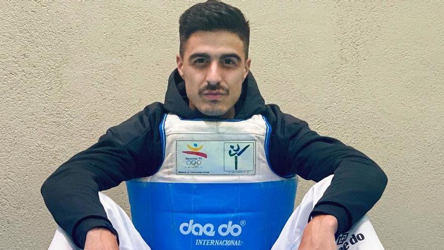 Joel González: «Voler estar a dalt no em permetia gaudir del taekwondo»