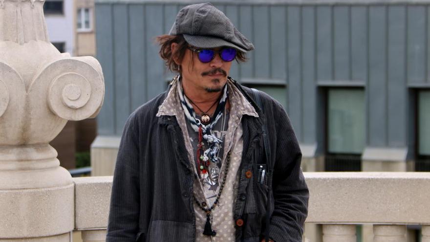 Johnny Depp i Isabelle Huppert se sumen al palmarès dels 65 Premis RNE Sant Jordi amb dos guardons honorífics