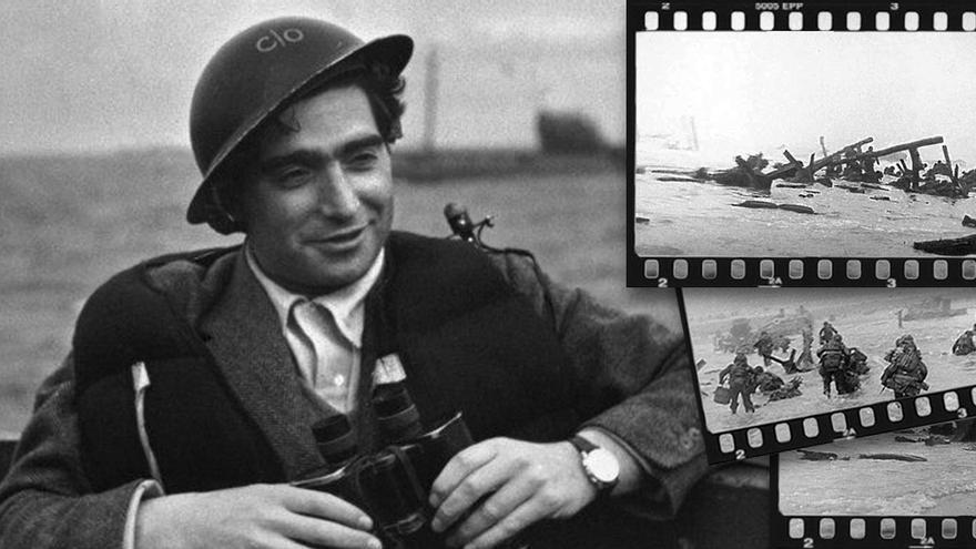 Robert Capa: revisando un mito
