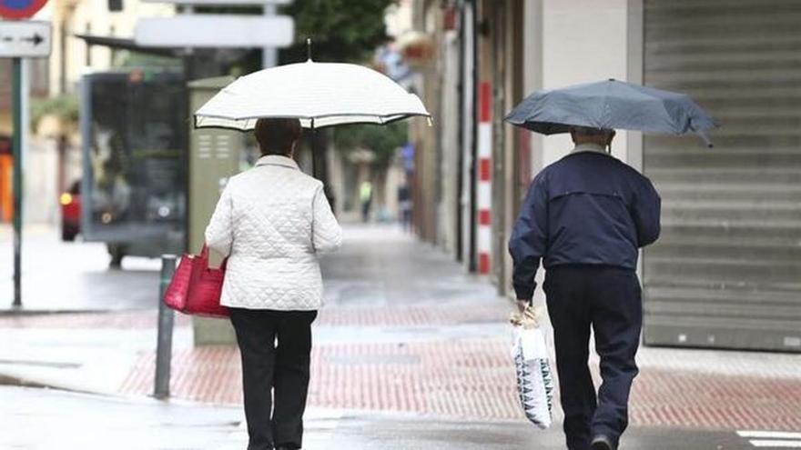Vuelven las lluvias a Castellón