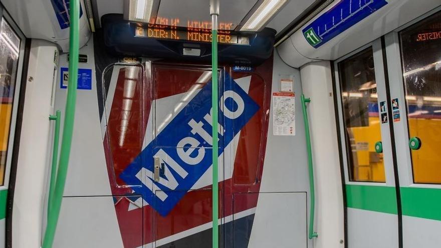 Se entrega el hombre que profirió insultos racistas a una mujer en el Metro de Madrid