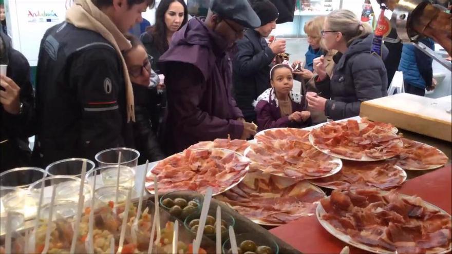 Andalucía lleva su música y su gastronomía al londinense de barrio