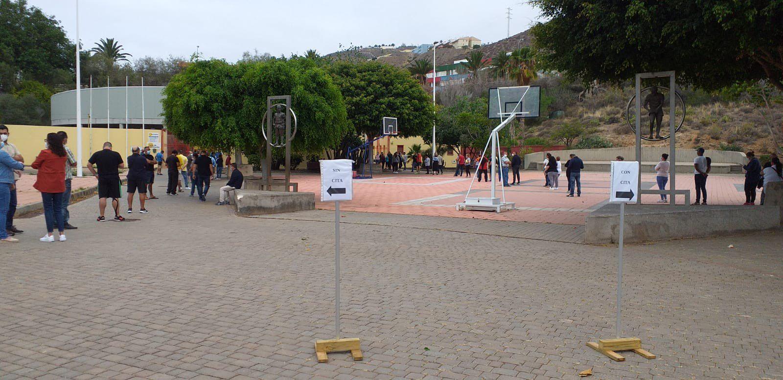Jornada de vacunación sin cita en Gran Canaria (11/07/21)